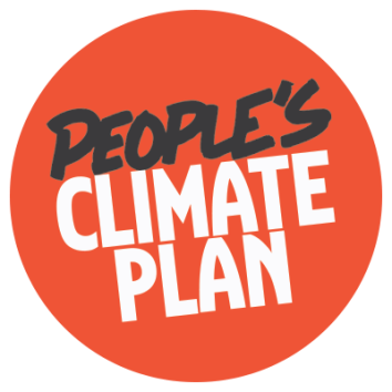 People's Climate Plan Logo